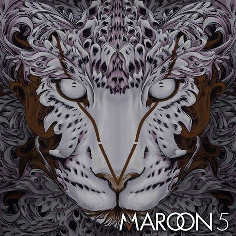 maroon5Maroon 5 Animals Album Cover