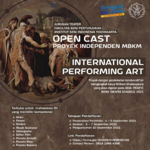 Open Cast Proyek Independen MBKM International Performing Art